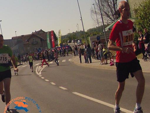 Maraton treh src 2012 Radenci Michael