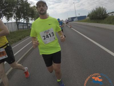 Maraton treh src 2017 Radenci Diego