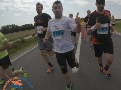 Maraton treh src 2017 Radenci Everist