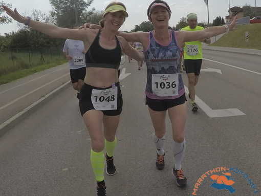 Maraton treh src 2017 Radenci Sandra