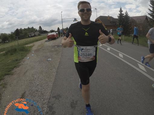 Wings for Life World Run 2017 Thomas