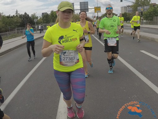 Wings for Life World Run 2017 Veronika